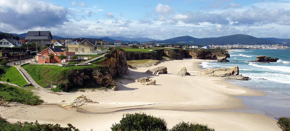 Playa de Balea Coto